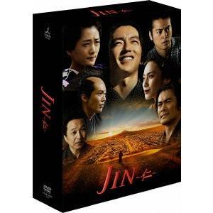 新品/DVD/JIN−仁− 完結編 DVD−BOX 大沢たかお|dorama