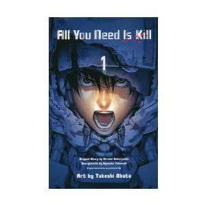 新品本/ All You Need Is Kill 1 桜坂洋/原作 竹内良輔/構成 安倍吉俊/キャ...