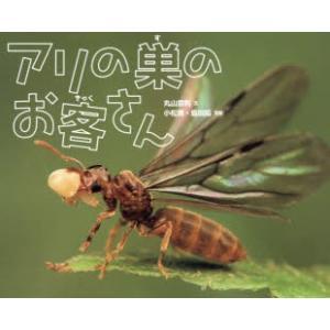 新品本/アリの巣のお客さん 丸山宗利/文 小松貴/写真 島田拓/写真