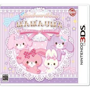 ぼんぼんりぼん ときめきコーデ?キラキラダンス 3DS / 新品 ゲーム|dorama