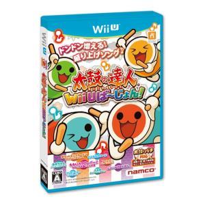太鼓の達人 Wii Uば〜じょんソフト単品版 WiiU ソフト WUP-P-AT5J / 新品 ゲーム dorama