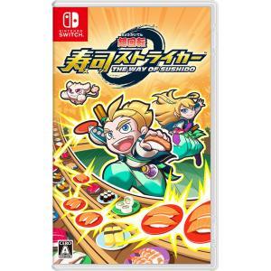 超回転 寿司ストライカー The Way of Sushido ニンテンドースイッチ ソフト HAC-P-ALA2A / 新品 ゲーム dorama
