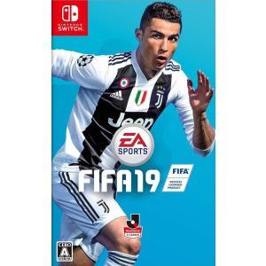 FIFA 19 STANDARD EDITION ニンテンドースイッチ ソフト HAC-P-AMQ2A / 新品 ゲーム dorama