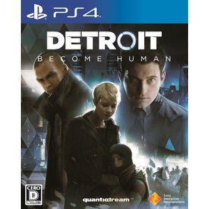 デトロイト ビカムヒューマン PS4 ソフト PCJS-66020 / 新品 ゲーム dorama