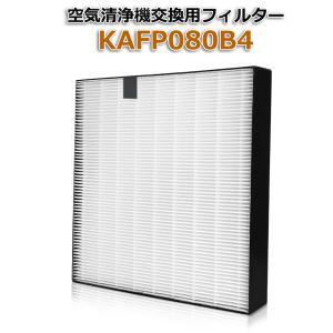 ダイキン加湿空気清浄機交換用フィルターkafp080b4 交換用集じんフィルター KAFP080A4 の後継品 品番:KAFP080B4(互換品)|dorarecoya