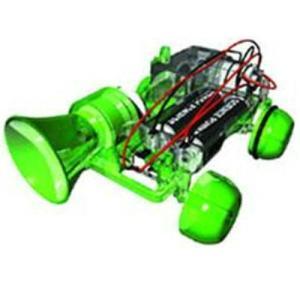 科学と実験シリーズ ロボティックサイエンス 緊急自動車|doraya