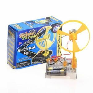 科学と実験シリーズ2 エレクトリカル・サイエンス 扇風機|doraya