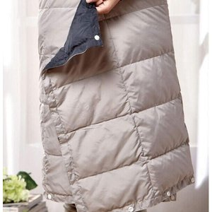 Kobao ダウンブランケット ひざ掛け 超軽量 肩掛け 防寒対策 携帯便利 四季利用可能 (Bカラー)|doreminchi