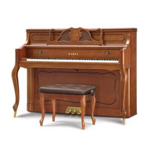 【新品】カワイアップライトピアノ C-880Fの画像