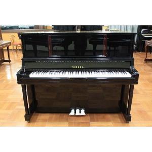 【中古】ヤマハ高級アップライトピアノ UX100(551万台...