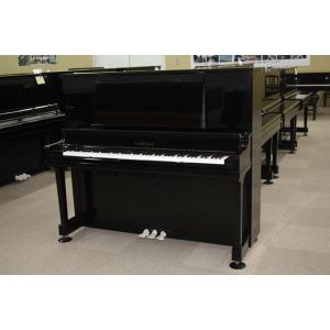 【中古】ヤマハ高級アップライトピアノ UX30BL(470万...