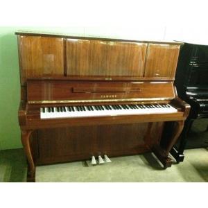 【中古】ヤマハアップライトピアノ W106(300万台) 木...