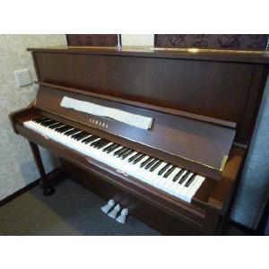 【中古】ヤマハアップライトピアノ YU1Wn 木目...