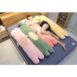 【超大型】ぬいぐるみ 抱き枕 子供 ベビー 大人 キッズ ジュニア動物 恐竜 猫 可愛い癒し 子供の日 プレゼント 誕生日 祝い おもちゃ 玩具 出産祝い70-140cm