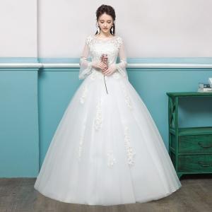 送料無料 ウェディングドレス 結婚式 花嫁  カラー ホワイト  素材 ポリエステル100%