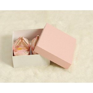 七五三 草履単品 3歳用 ピンク色 友禅柄文様 かかと鈴使い 小サイズ 日本製 doresukimono-kyoubi 05
