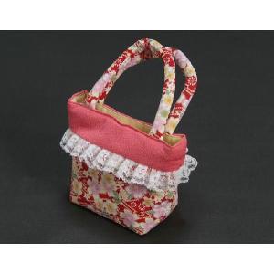 七五三 3歳から5歳用 草履バッグセット 赤 桜柄 日本製|doresukimono-kyoubi|04