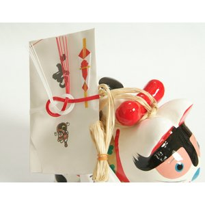 お宮参り小物 犬張子 大サイズ 収納箱付|doresukimono-kyoubi|04