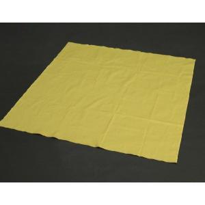 お宮参り着物の御包みに最適 黄はだ染め敷き 綿100%|doresukimono-kyoubi|02