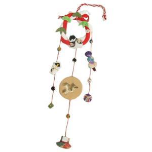 お宮参り ちりめん吊るし飾り 飾り台付き 男の子向き 日本製 doresukimono-kyoubi 02