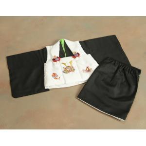 ベビー着物 赤ちゃん用男の子着物 水色着物 水色被布 二部式仕様の楽々着せ付けタイプ|doresukimono-kyoubi|02