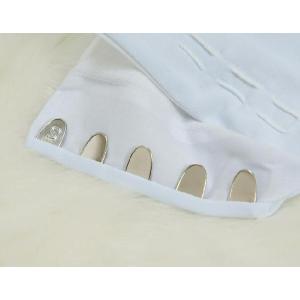 ストレッチ足袋 5枚こはぜ S〜Lサイズ クッション底 東レナイロン使用|doresukimono-kyoubi|03