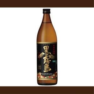 黒霧島 25度 900ml瓶 17本まで1梱包 dorinkuya2