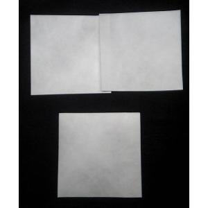 100ミリ角 タイペスト紙・フィルター 100枚セット(角形100mm)