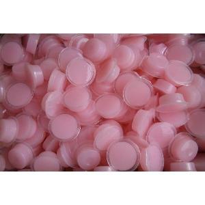 高タンパク 乳酸ピーチ ゼリー 17gワイド 500個入りケース