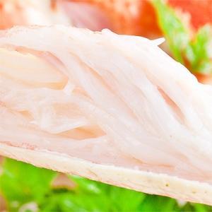 (送料無料 ズワイガニ 4kg 蟹足)北海道(4L大型 7肩前後)2kg×2箱(最高級 蟹脚 船上ボイル冷凍 北海道物産展出品商品)|dosanko-factory|03