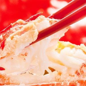 花咲ガニ 北海道 根室産(オス)700g前後×2尾(北海道産 ボイル済み 堅蟹 最高級)甘く濃厚な蟹身は絶品。ギフトに大好評、高評価ありがとうございます!|dosanko-factory|03