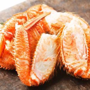 毛ガニ 北海道産(超特大)750g前後×2尾(北海道 太平洋産 襟裳など ボイル済み)甘い蟹身 濃厚な蟹味噌は絶品。ギフトに大好評、高評価ありがとうございます!|dosanko-factory|04