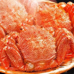 毛ガニ 北海道産(超特大)750g前後×2尾(北海道 太平洋産 襟裳など ボイル済み)甘い蟹身 濃厚な蟹味噌は絶品。ギフトに大好評、高評価ありがとうございます!|dosanko-factory|05