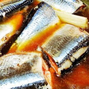 【送料無料 北海道産 さんま】根室産【冷凍】生サンマ 8-10尾1.2kg箱【獲れたて 船上急速冷凍 鮮度が違う 塩焼き 脂のり 秋刀魚 冷凍さんま 生さんま】|dosanko-factory|08