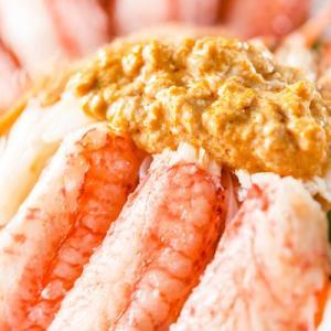 毛ガニ 北海道 雄武産(大型)420g前後×3尾 (北海道産 ボイル済み 最高級)甘い蟹身 濃厚な蟹味噌は絶品。ギフトに大好評、高評価ありがとうございます!|dosanko-factory|06