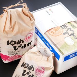 (送料無料 お米 北海道産)北海道 ゆめぴりか(白米)20kg(特A 10kg×2 最高級 JA北海道 ホクレン入荷米 検査一等米100% 新米 北海道ブランド) dosanko-factory 11