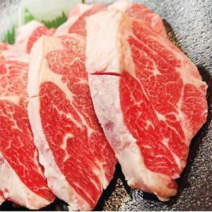 (送料無料)生ラム 最高級 肩ロース 500g(2個注文で)1個プラス(3個注文で)2個プラス!(厚切り6.5mm 羊肉 北海道 未味 霜降り バーベキュー BBQ) dosanko-factory 12