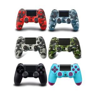 PS4 コントローラー プレステ4  互換品 ワイヤレス 無線 PS4slim Pro 振動機能搭載...