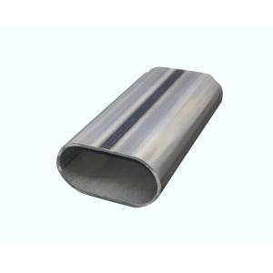 鉄・楕円パイプ 54 x 28   長さ:405〜600mm
