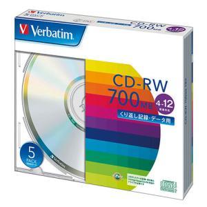 三菱化学メディア PC DATA用 CD-RWの商品画像