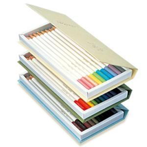 トンボ鉛筆 色辞典30C第一集(色鉛筆 大人の塗り絵) ペールトーン 1/ビビッドトーン1/ディープトーン1 計30色|dotkae-ru