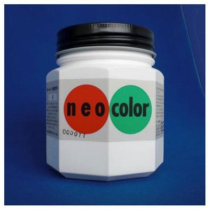 ターナー ネオカラー 250ml 瓶入り 色番1 B色 白|どっとカエール