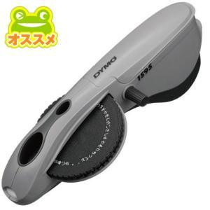 ダイモ ダイモテープライター M−1595 グレー|dotkae-ru