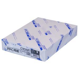 代引不可 クラウン 法人限定 メーカー直送品 PPC用紙  規格:B5判|dotkae-ru