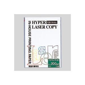 伊東屋 ハイパーレーザーコピー A4判 200g ホワイト|dotkae-ru