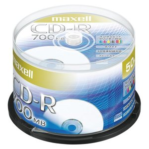 maxell PC DATA用 CD-R パソ...の紹介画像1