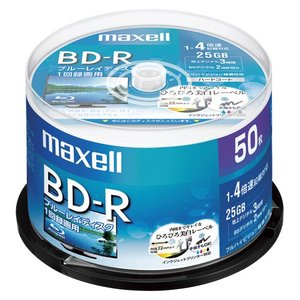 maxell 録画用 BD-R テレビ録画用1...の関連商品4