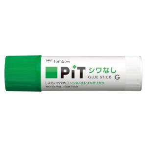 トンボ鉛筆 スティックのり シワなしピット 容量:約39g|dotkae-ru