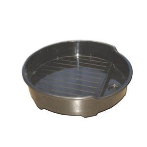代引不可 レックス 法人限定 ドラム缶用オイルパン【DO200】 ST−29500