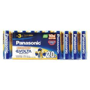パナソニック EVOLTAアルカリ乾電池 形式:...の商品画像